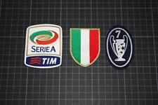 ITALIAN LEAGUE WINNER BADGES / PATCHES 2011-2012 AC MILAN