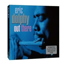 Eric Dolphy Out There/Outward Bound 2-CD NEW SEALED Jazz Digitally Remastered