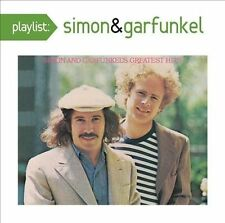 Playlist: The Very Best of Simon & Garfunkel by Simon & Garfunkel (CD, Jan-2014,