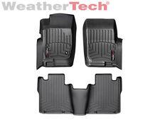 WeatherTech FloorLiner - Ford Explorer/ Merc. Mountaineer - 2002-2005 - Black
