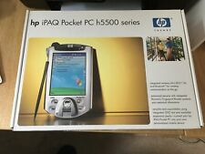 HP Ipaq h5500 Boxed new FA107A#ARE