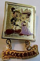 Disney Tokyo DisneySea Mickey Mouse & Minnie Mouse S.S.Columbia Dangle Pin