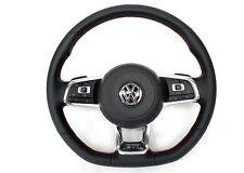 VW Golf GTI VII MK7 Steering Wheel ACC w/ Shifters FREE INTL SHIPPING!!!