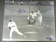 Bucky Dent Yankees (10/2/78) Signed 11x14 Photo Auto Mounted Memories 188/578