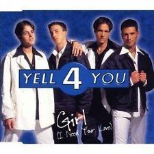 Yell 4 You Girl.. (1997) [Maxi-CD]