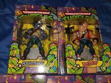 Teenage Mutuant Ninja Turtles TMNT Classic Collection DVD Bebop Rocksteady Set