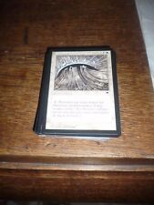 MTG Magic the Gathering CERCLE DE PROTECTION NOIR Tempest French NEW RARE