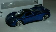 Pagani Zonda C12 1:64 Diecast Model in blue from John Lewis (Motor Max)