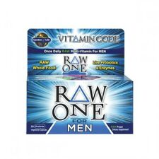 Garden of Life Vitamin Code Raw One for Men 30 or 75 caps