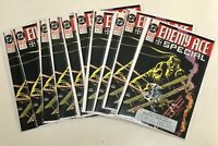 10 x Copies Enemy Ace Special 1 Comic Kubert Art 1990 Our Army at War HIGH GRADE