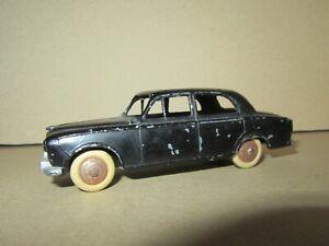 491H Rare 1956'S Dinky-Toys No 24B France Peugeot 403 Couleur Noir 1:43
