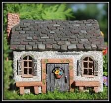 Miniature Sweet Meadows Fairy Cottage Faerie Gnome Hobbit Garden House