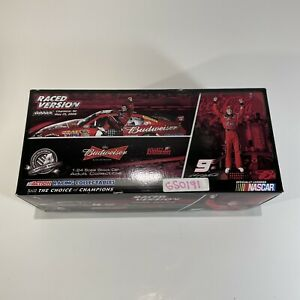 2008 Kasey Kahne Signed #9 Budweiser Race Win 1:24 Die Cast Dodge 1 Of 288 Auto