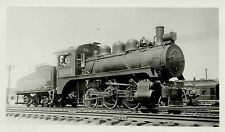 7F155 RP 1939/50s? CANADIAN PACIFIC RAILROAD ENGINE #6304 WINNIPEG MB