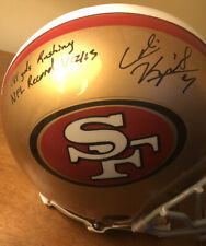 Colin Kaepernick Signed 49ers Authentic Speed Proline Helmet—Tristar COA