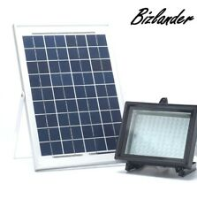 Bizlander Street Light 10W 108LED Solar Powered Flood Light Community Lighting