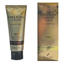 3W Clinic Collagen Luxury Gold Peel Off Pack (100g 3.52oz)