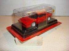 MINIATURE 1/43 FERRARI (12) FERRARI 288 GTO 1984 ROUGE NEUVE