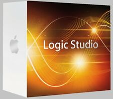 Apple Logic Studio 2.1, Logic Pro 9, MainStage 2, Soundtrack Pro 3 MB795Z/A DVD