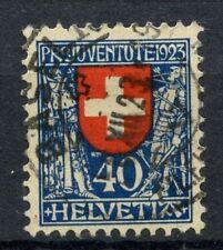 Switzerland 1923 SG#J23 40c Pro Juventute Used Cat £70 #A42082