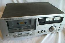 Vintage Kenwood Stereo Cassette Deck Kx-550 Component