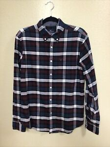 American Eagle Outfitters Mens Classic Fit Button Down Cotton Shirt SZ M