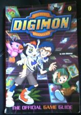 Digimon Digital Monsters: Official Game Guide by John Whitman (Paperback, 2000)
