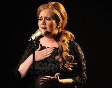 Adele UNSIGNED photo - P1496 - Skyfall, Hello & Rumour Has It