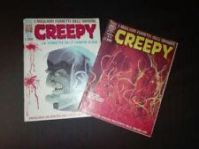 Creepy edizioni Elfo 3 e 4
