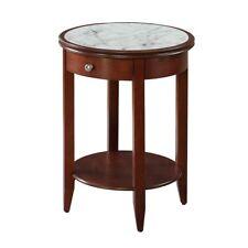 Convenience Concepts American Heritage Baldwin End Table, Mahogany- 7103350MG