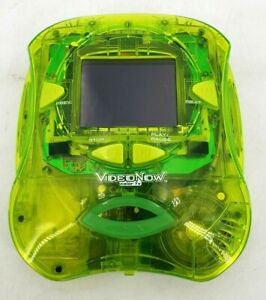 Video Now Color FX 75087 Green Personal Video Player