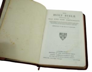 The Holy Bible Cambridge University Press Edition