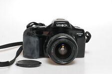 Minolta Dynax 7xi mit 4-5,6/28-80mm