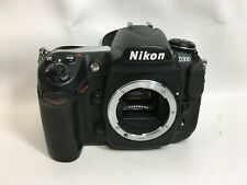 Nikon D300 DX 12.3MP Digital SLR Camera (Body Only) FOR PARTS