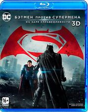 Batman v Superman: Dawn of Justice 3D + 2D Blu-ray Бэтмен против Супермена