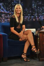 Maria Sharapova Sitting On The Tv Show 8x10 Photo Print