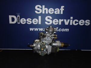 FIAT/IVECO 8000 Series Generator Injector/Injection Pump