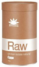 Amazonia Raw Organic Protein Isolate Natural 1kg Ships Same Day