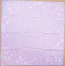 Paul Mauriat *Pale Flower Handkerchief 42cm /AKIKOHS