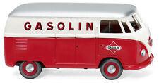 "Wiking 078813 VW T1 (Type 2) Box Truck "" Gasolin "" Ho New"