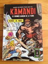 Kamandi # 2 Edition Artima France