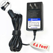 12V Casio CW-75 K85 CD title printer FOR AC ADAPTER CHARGER DC SUPPLY CORD