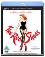 The Red Shoes: Special Edition Blu-Ray (2009) Anton Walbrook, Powell (DIR) cert