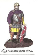 Squadron Rubin No139 Nordic Chieftain 100-400 A.D. Free Shipping In Usa