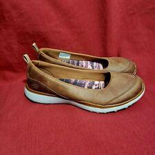 Skechers Air-Cooled Memory Foam Tan Light Shoes women's 9