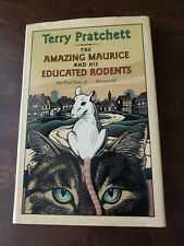 Terry Pratchett, Amazing Maurice And His Educated Rodents, Discworld, Hbdj