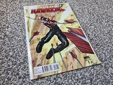 ULTIMATE COMICS: HAWKEYE #1 of 4 - 1:15 INCENTIVE VARIANT (2011) MARVEL SERIES