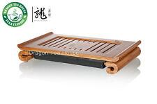 Scholar * Bamboo Gongfu Tea Table Serving Tray 38*22cm