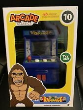 Rampage Midway Classics Tabletop Arcade New