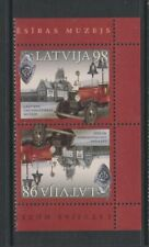 Latvia - 2010, Latvian Firefighting Museum stamp - Joined Pair - MNH - SG 779